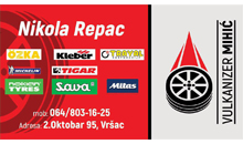 TIRE SERVICE MIHIC Vrsac