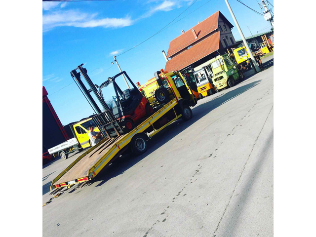 TOWING SERVICE PISTA Towing services Ljig - Photo 2