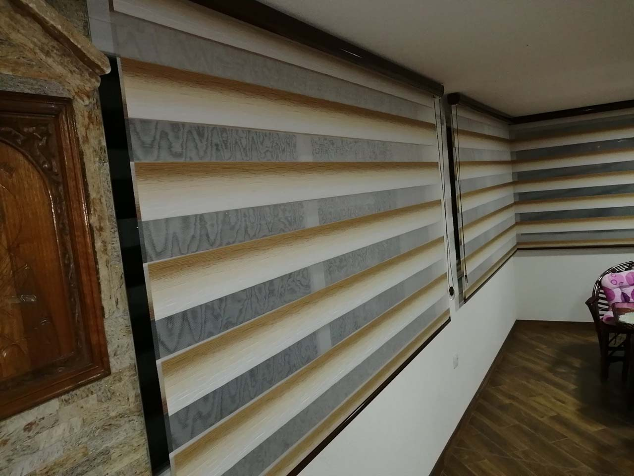 CURTAIN ROLLER BLINDS M ROLL  Awnings, Venetian Blinds, Blinds Kragujevac - Photo 3