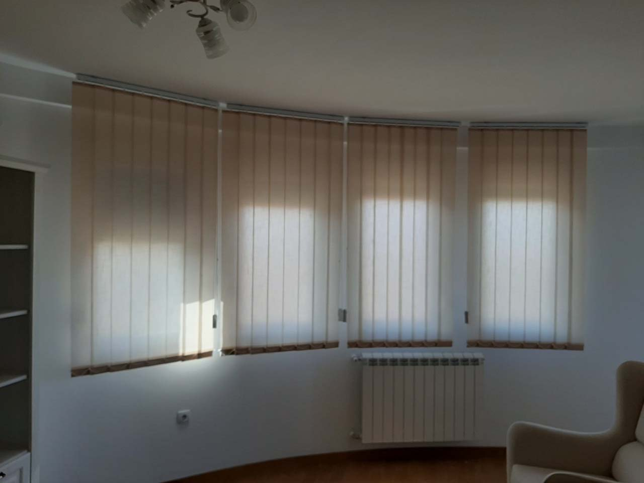 CURTAIN ROLLER BLINDS M ROLL  Awnings, Venetian Blinds, Blinds Kragujevac - Photo 7