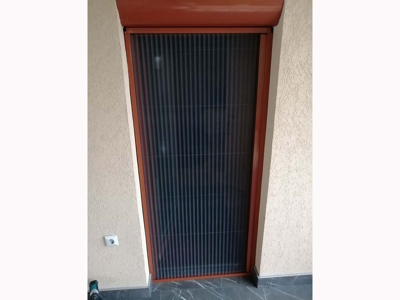 CURTAIN ROLLER BLINDS M ROLL  Awnings, Venetian Blinds, Blinds Kragujevac - Photo 8