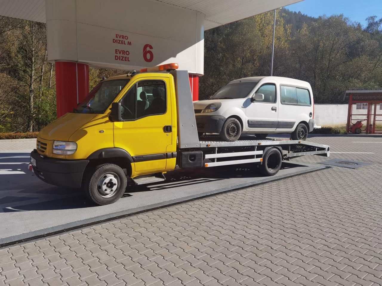 CAR AND TOWING SERVICE SEKULA 2006 Towing services Kraljevo - Photo 1