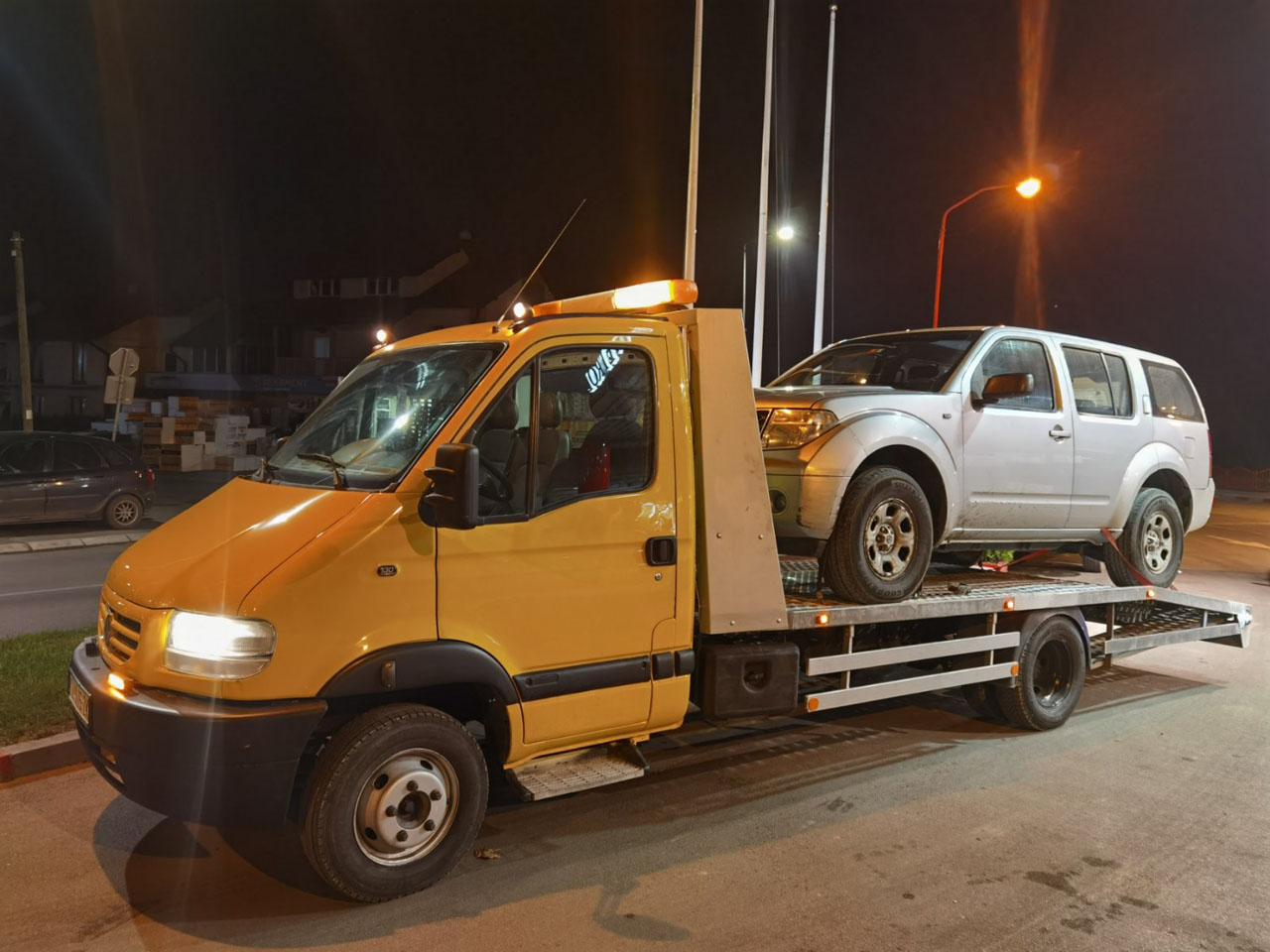 CAR AND TOWING SERVICE SEKULA 2006 Towing services Kraljevo - Photo 2