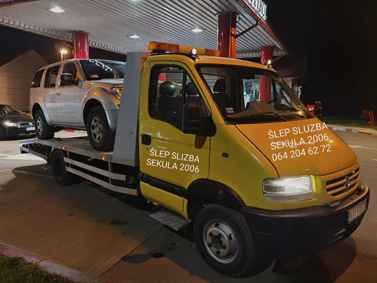 CAR AND TOWING SERVICE SEKULA 2006 Towing services Kraljevo - Photo 6