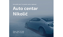 CAR CENTER NIKOLIC TEHNICAL INSPECTION Arandjelovac
